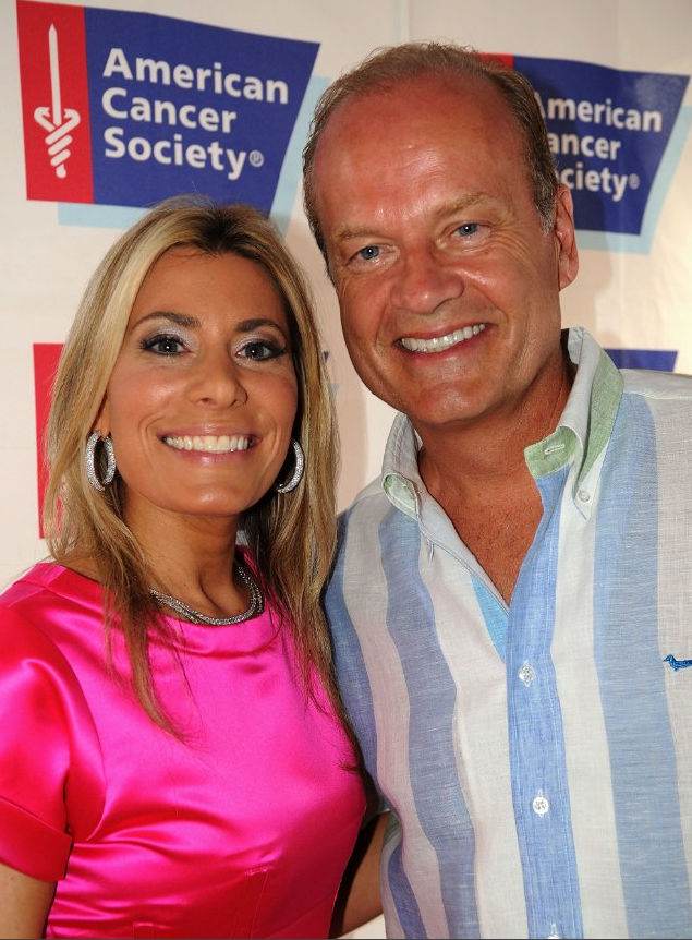 Gina Giordan with Kelsey Grammar